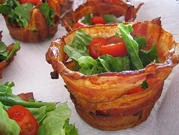 Bacon bowls and cool eco wallets