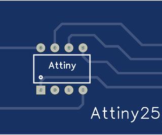 Attiny85 Programming (shield) Using Arduino UNO
