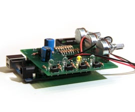 Arduino Waveform Generator Shield