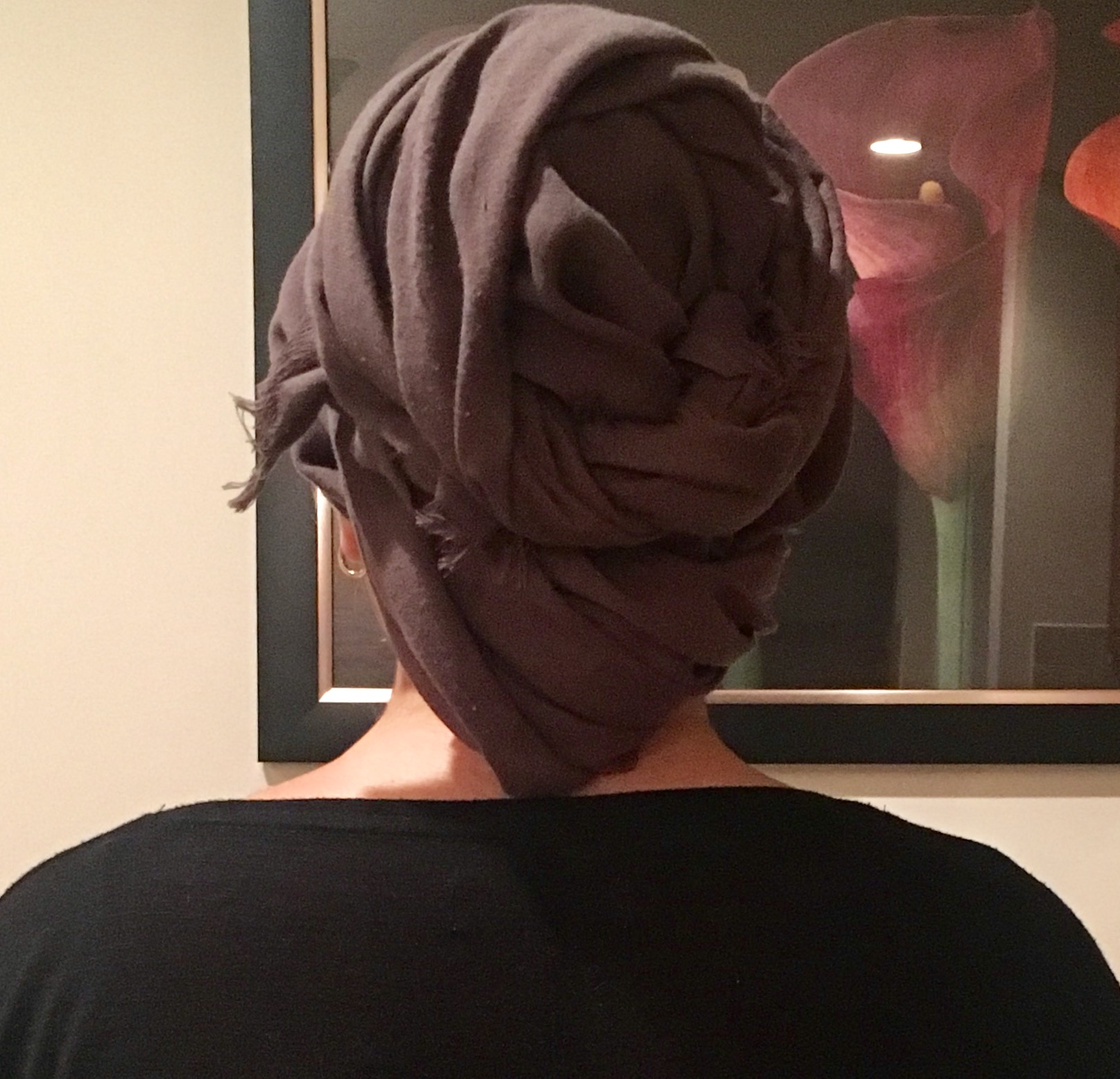 Picture of 2017 Trendiest Headscarf Style