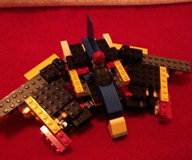 Lego Transformers: Twister