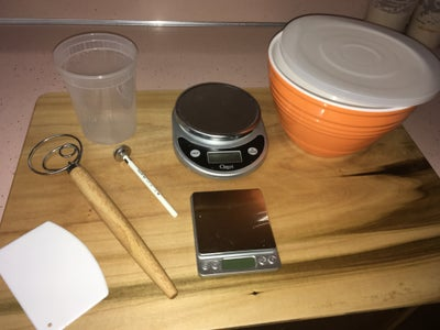 Gather Ingredients and Equipment