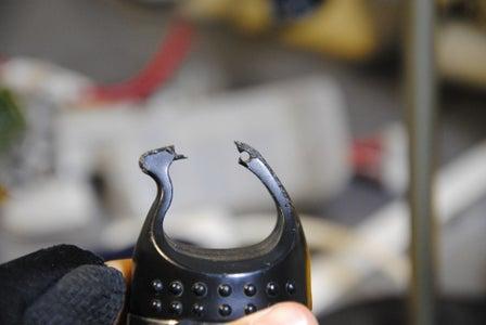 How to Repair Broken Plastic Parts (Broken Bottle Cap)