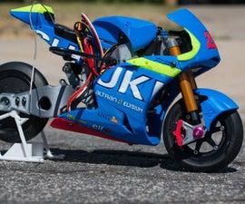 2016 Suzuki GSX-RR 1:8 Racing RC MotoGP Version 2
