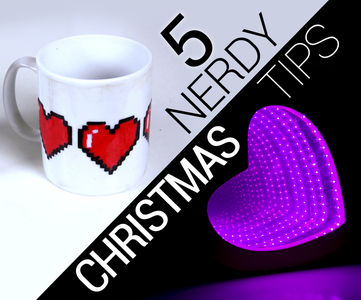5 Simple & Nerdy Christmas Tips