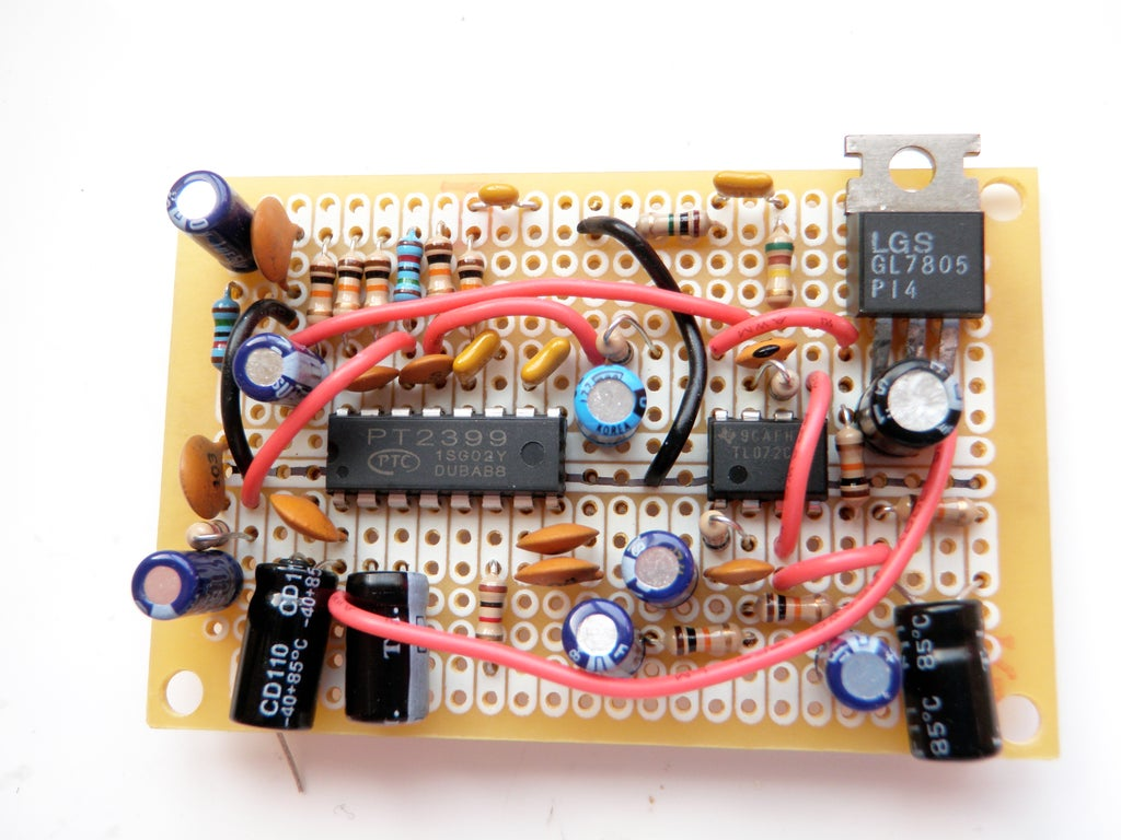 digital delay pedal : 19 steps (with pictures) - instructables  instructables