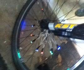 Light Up Bike Spokes