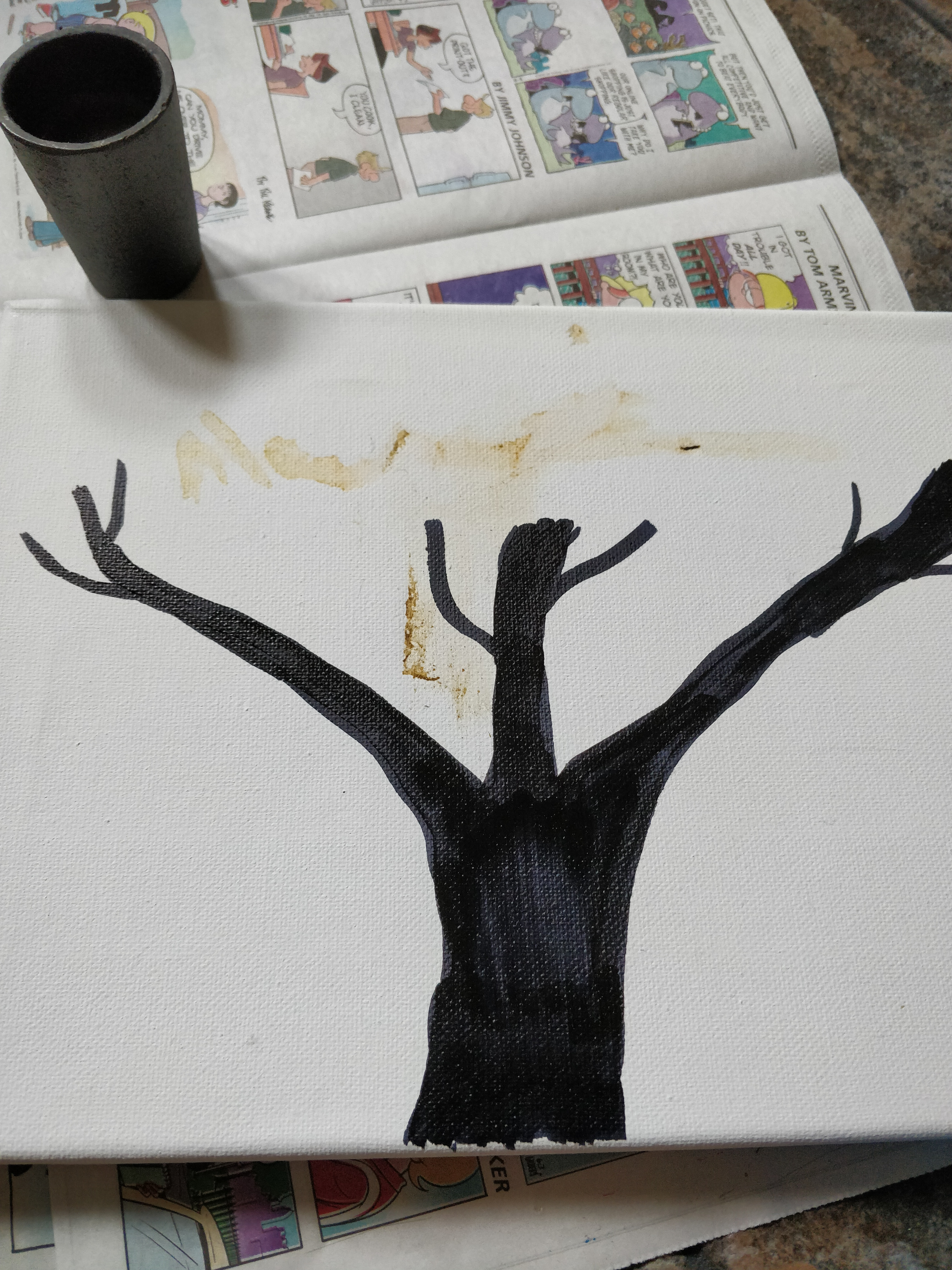 Picture of Draw the Trunk