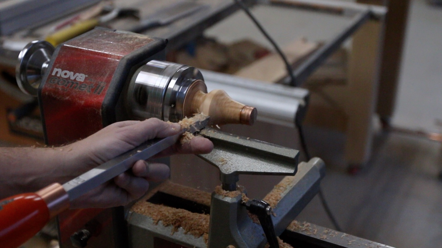 Picture of FINAL SHAPING, SANDING & FINISH