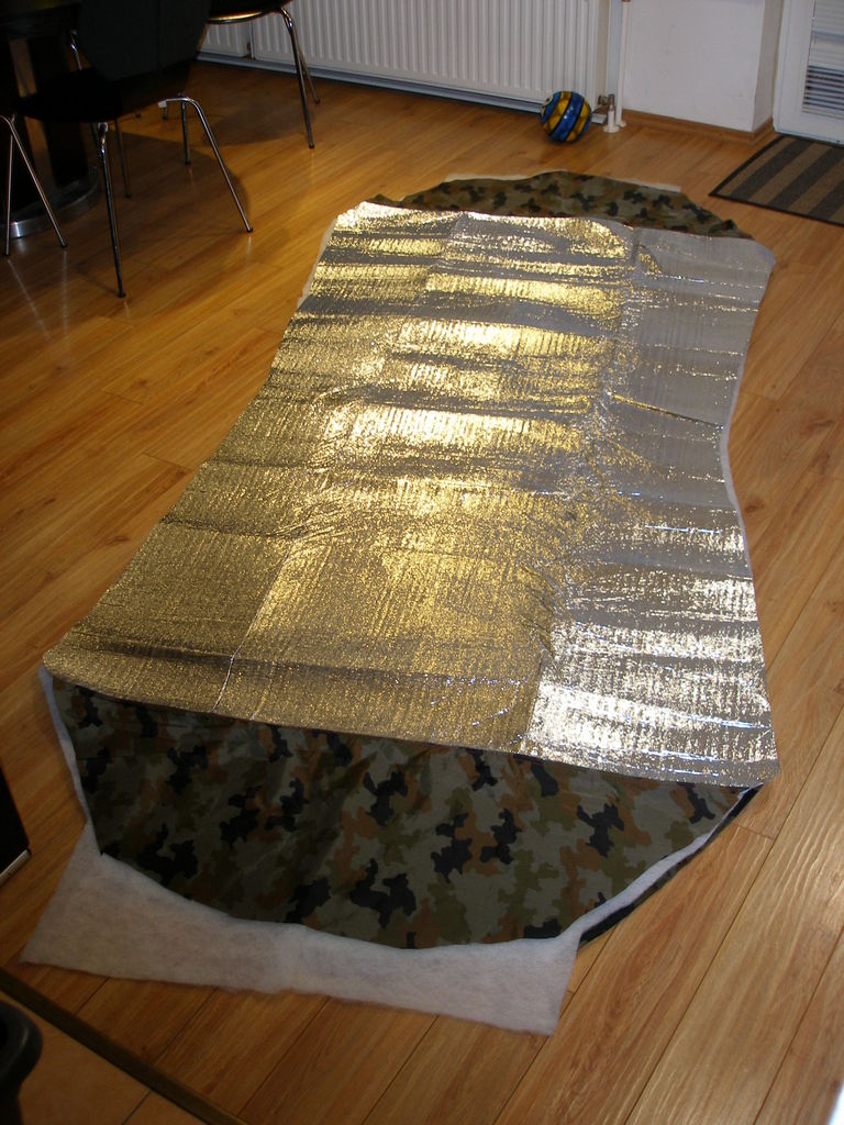 Picture of Underquilt Assembly