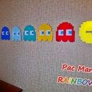 Pac Man Wall Decorations