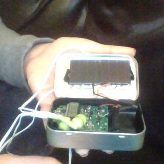 $3 Emergency Solar Radio