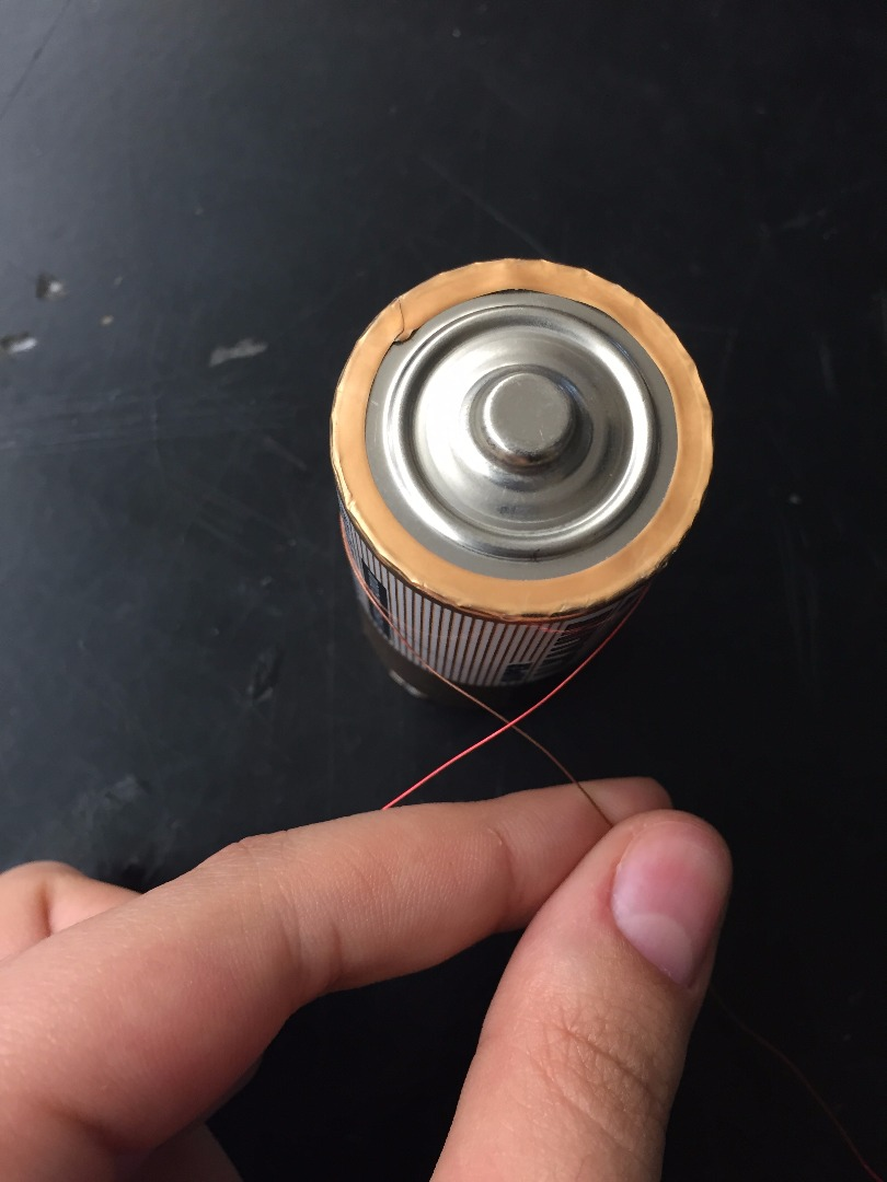 Picture of Shaping Magnet Wire