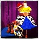 (Princess) Jessie from Toy Story!
