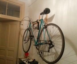 Simple Bike Wall Mount