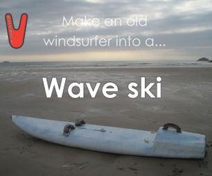 Waveski