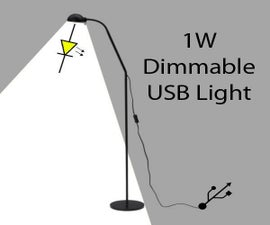 Recycled Ikea light hack (PMB pt2)
