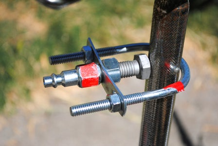 Attach to the Seatpost