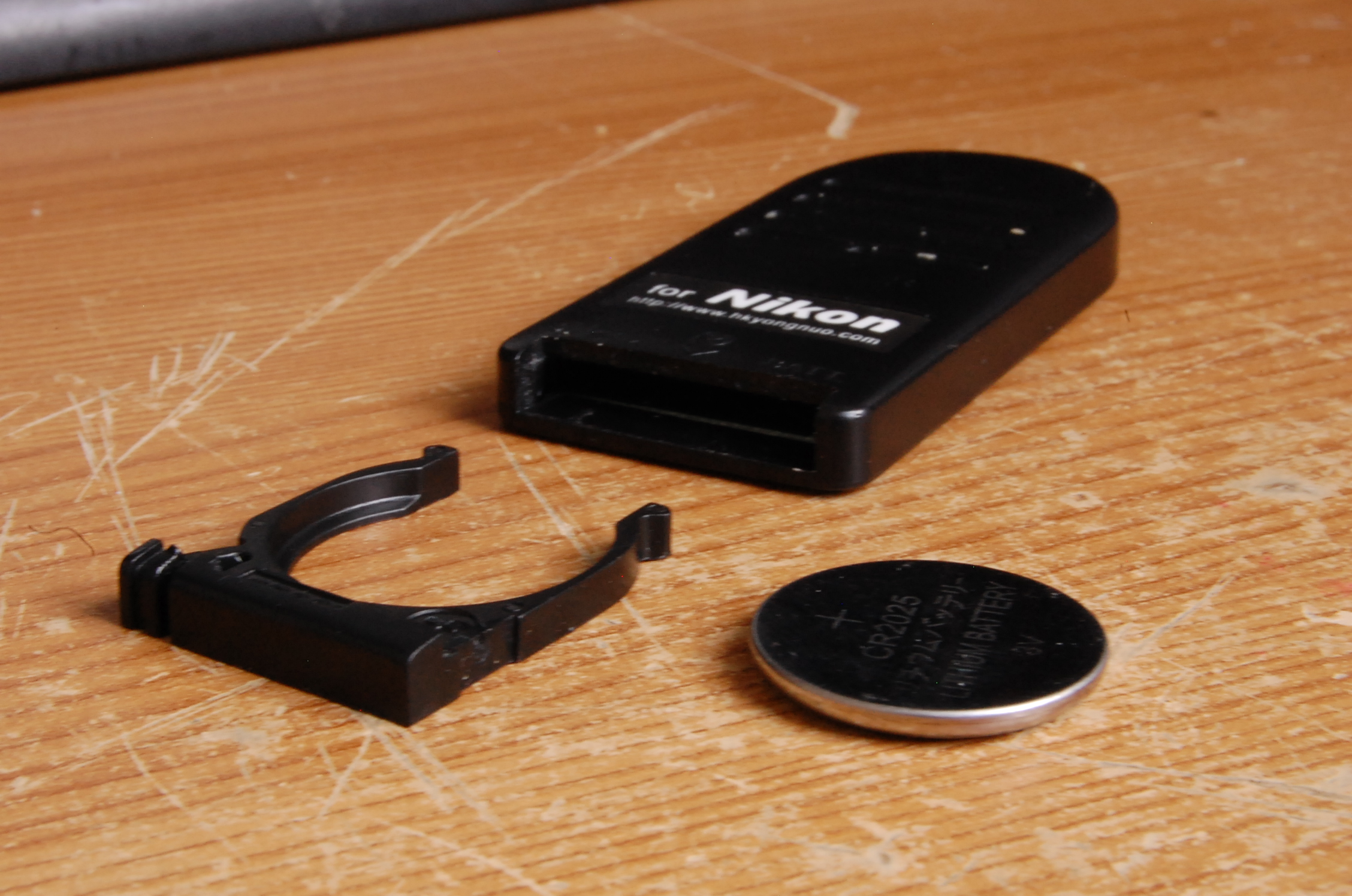 Picture of Disassemble the Remote