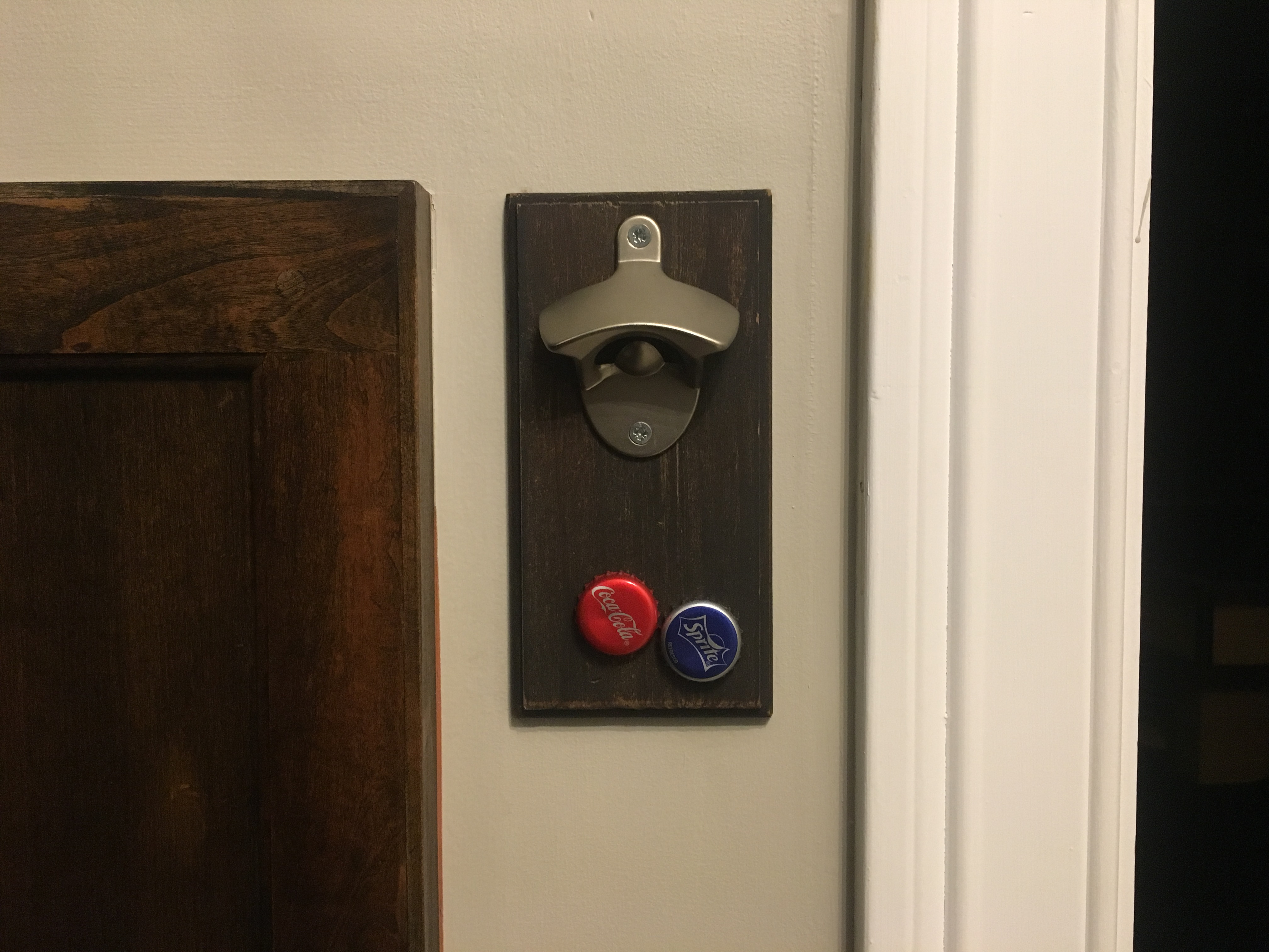 Picture of Cap-catching Bottle Opener