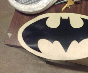 Light-Up Superhero Belt Buckle