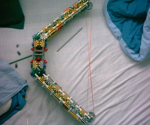 Regular Rubberband Knex Bow