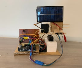 Building an Automatic Solar Tracker With Arduino UNO