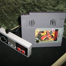 NES Cartridge Powered Speakers