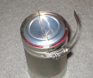 Mini Charcoal Maker