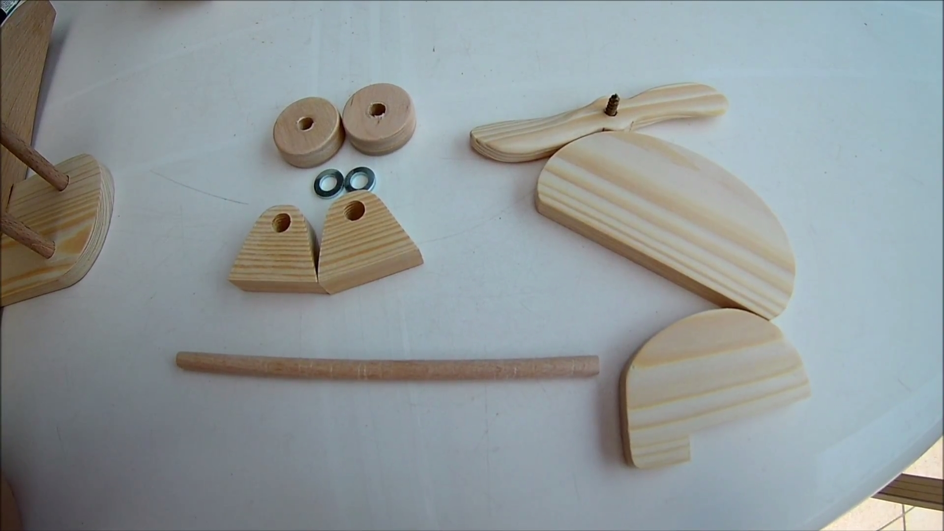 Picture of Step 3: the Smaller Parts of the Biplane