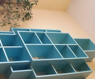 Gentle Giant Bookcase