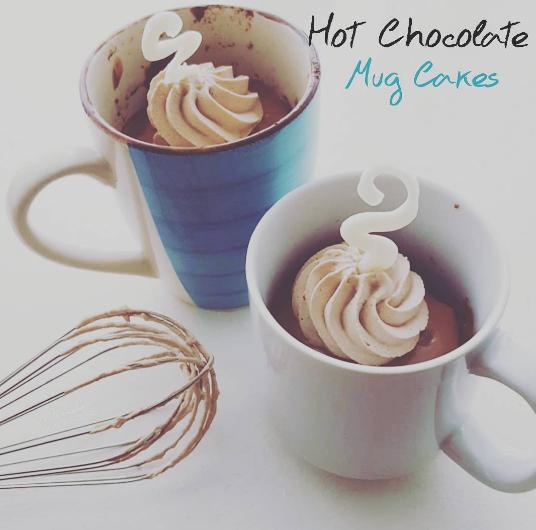 Picture of Hot Chocolate Mug Cake
