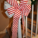 Make your own Giant Decorative Bow - easily!