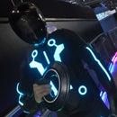 Tron Legacy Sam Light Suit