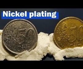 Nickel Electroplating at Home