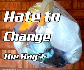 Trash Bag Changing Hack