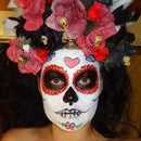 Candy Skull Corpse Bride