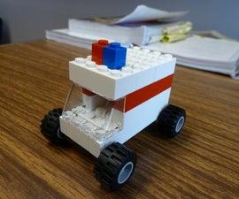 Lego Instructable - Ambulance
