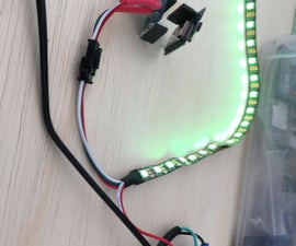 ESP8266 Led Strip MQTT Control Lights WS2812