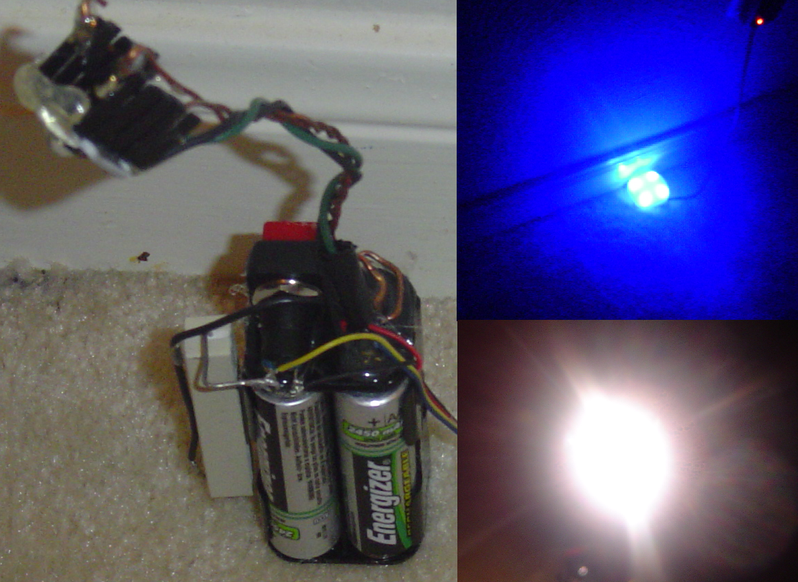 Picture of The Ultimate Household/Emergency Flashlight System