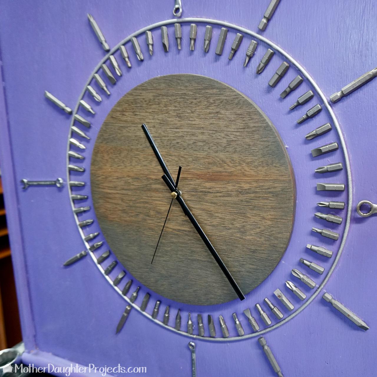 Picture of Install the Clock Mechanism