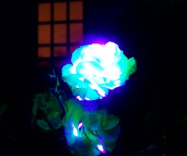 Make Multicolored Carnations . . . With Science!