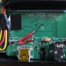 Mod a TomTom One GPS to charge via USB