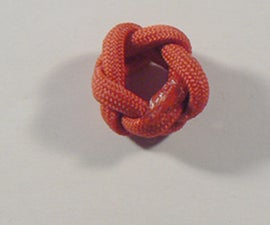 How To Make A Turk's head Knot With Paracord