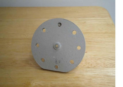 Cut, Mark & Punch Rotor Cage Disks