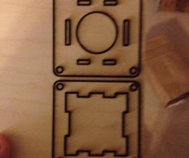 Cutting Plywood Parts on a Laser Cutter.  I Made It at Techshop