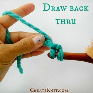 Draw Your Hook Back Through
