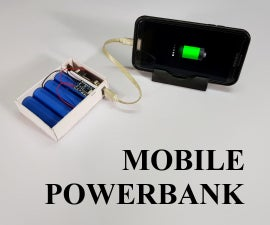 How to Make a Mobile PowerBank