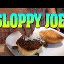 Homemade Sloppy Joes!