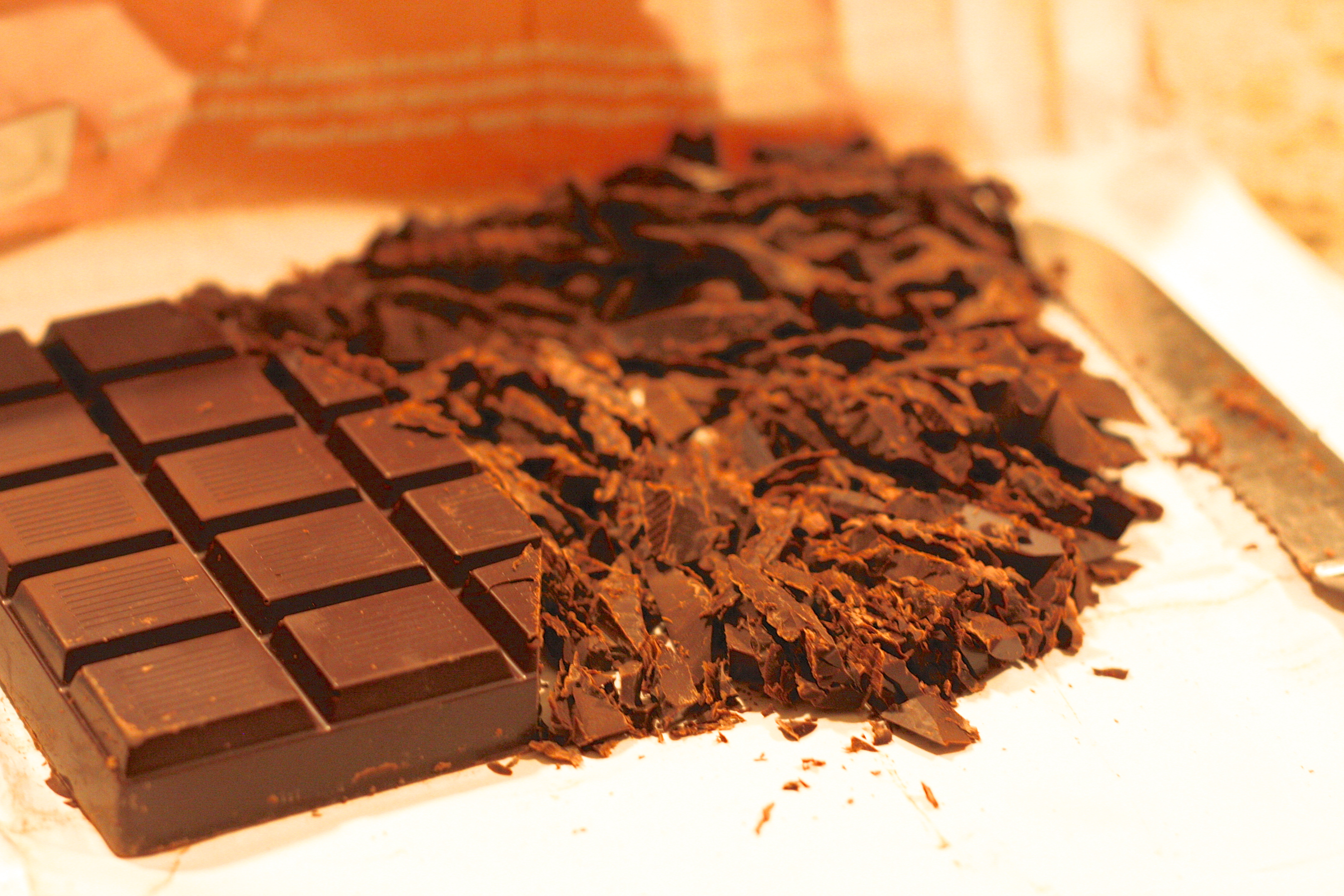 Picture of Ganache Topping